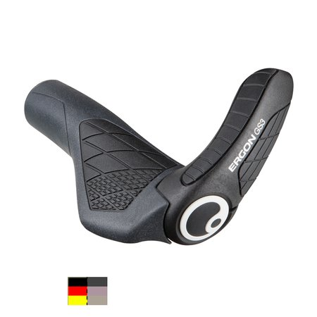 Ergon GS3 MTB Racing Lenkergriff black