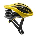 Mavic Plasma SLR Helm yellow mavic/ black