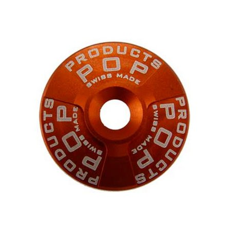 Pop Products AHeadCap 1 1/8 SuperLight Aluminium