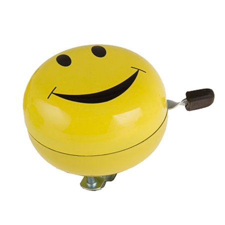 M-Wave Maxi Ding-Dong Glocke - Smiley
