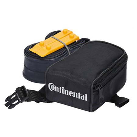 Continental Tube bag with Race 28 tube S42 and 2 tire levers Race