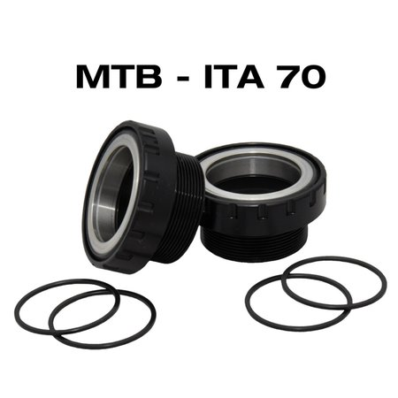 B.O.R. MTB Bearing Kit Innenlager ITA 70 mm