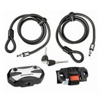 Kryptonite Modulus 1010S Sec.Sys. Noose Cable Kabel- Schloss