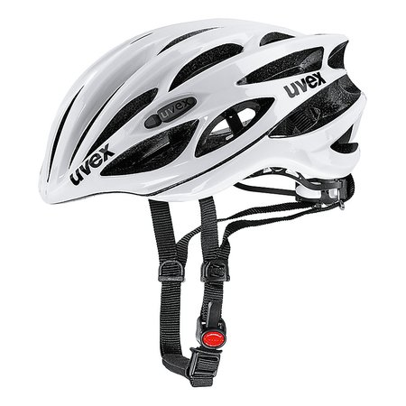 uvex race 1 Helm white